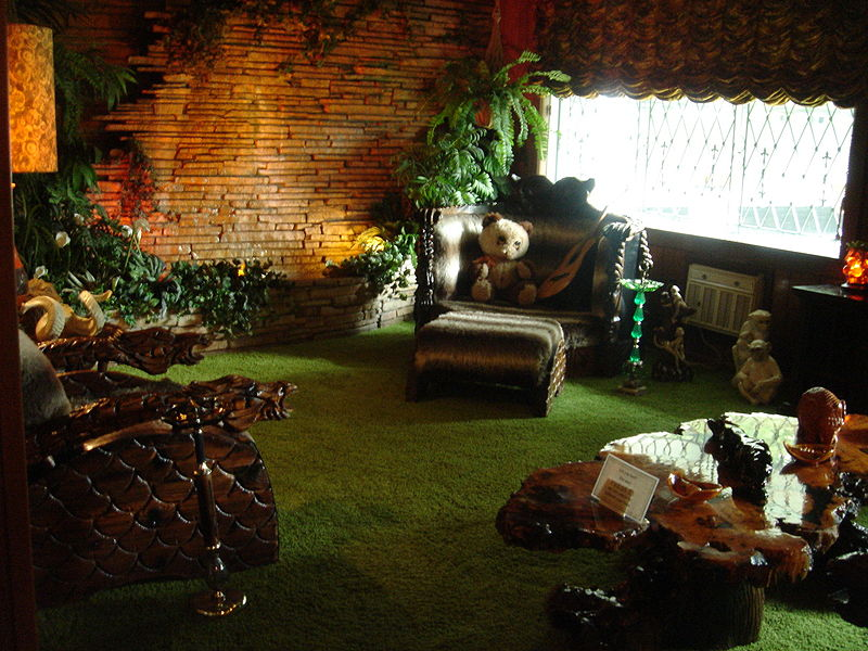 The Jungle Room, Graceland