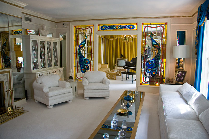 The Living Room, Graceland